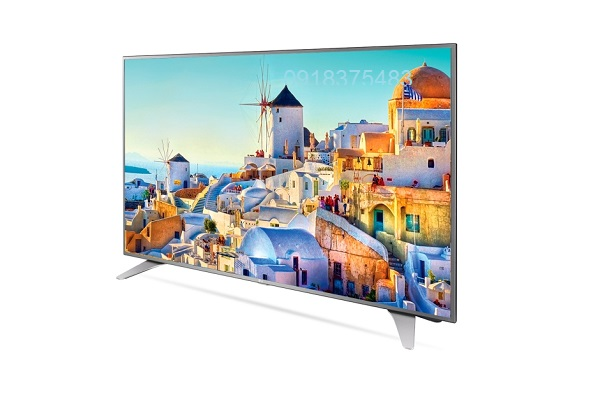 LG 4k TV 55UH651Vتلویزیون 55 اینچ فورکی ال جی