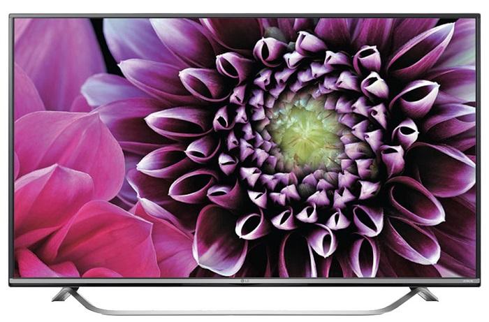 LG 4K TV 55UF770تلویزیون 55 اینچ فورکا ال جی