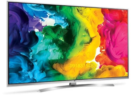LG TV 60UH850Vتلویزیون 60 اینچ سوپر یو اچ دی ال جی